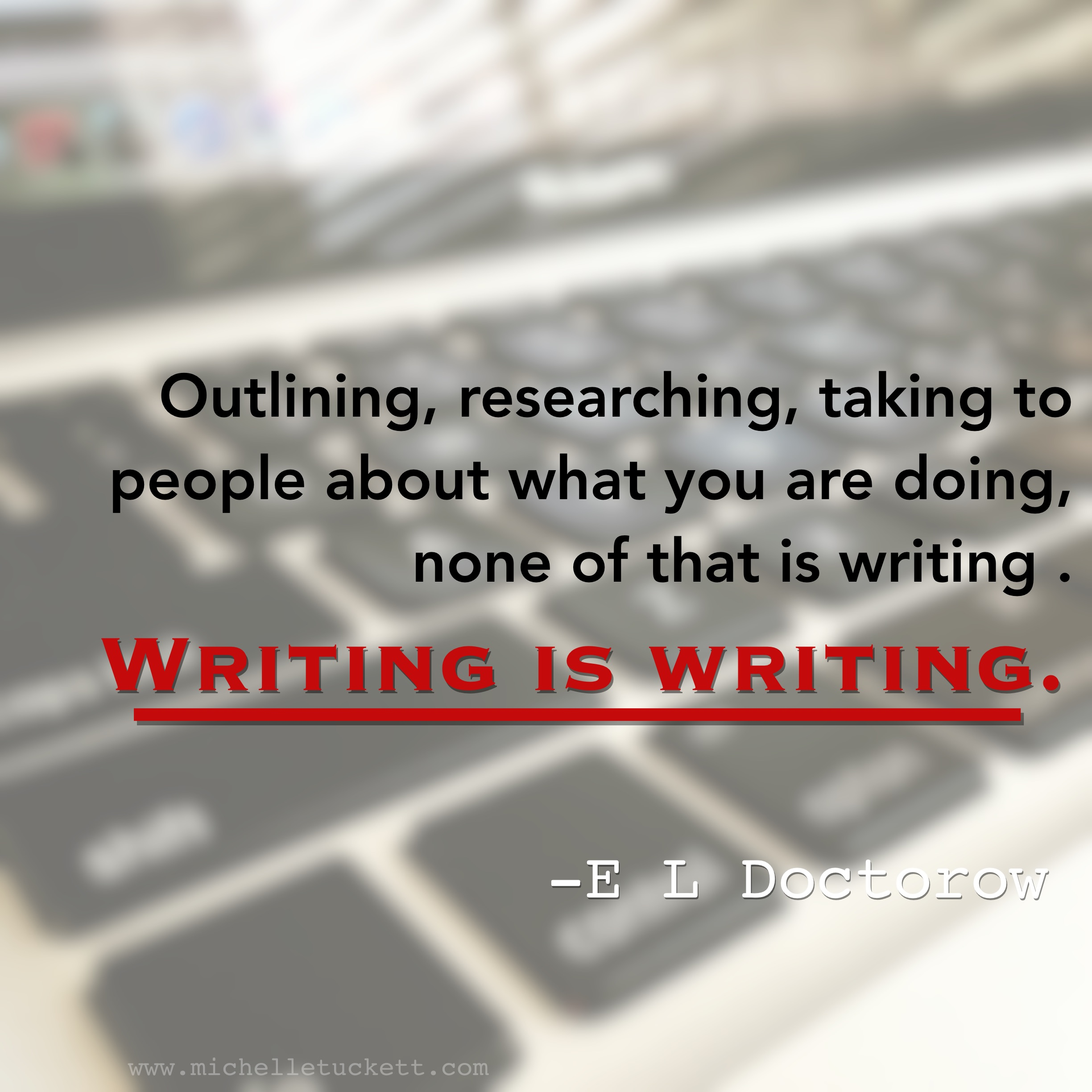 Are You Actually Writing?